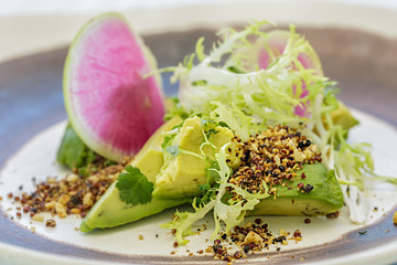 Chilled Avocado Salad