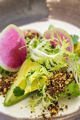 Chilled Avocado Salad
