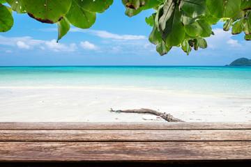 Sea beach colorful white sand smooth silvan lipe island scene