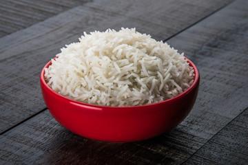 indian basmati rice, pakistani basmati rice, asian basmati rice, cooked basmati rice, cooked white rice, cooked plain rice in bowl