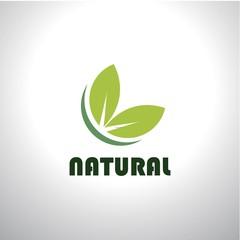eco natural logos