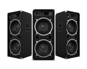 Large Audio Speakers