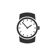 Classic wristwatch icon