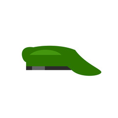 Military Beret Icon