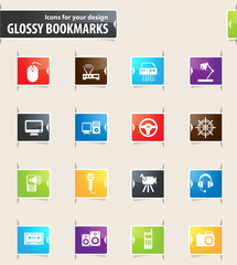 Devices Bookmark Icons