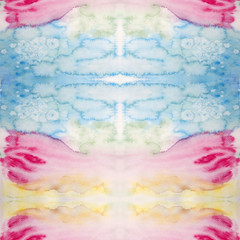 Abstract watercolor background. Use printed materials, signs, items, websites, maps, posters, postcards, packaging.
