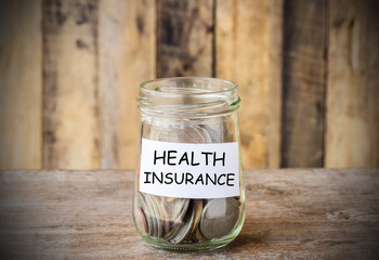 save money for HEALTH INSURANCE
