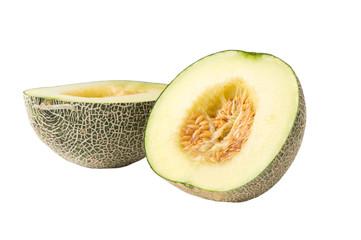 Half of japan melon isoalted