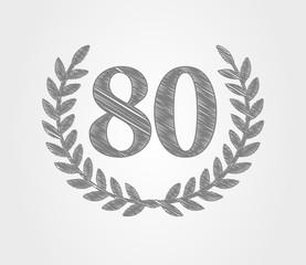 80 laurel design