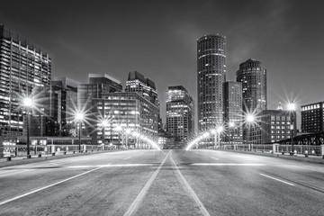 Boston in Massachusetts, USA.