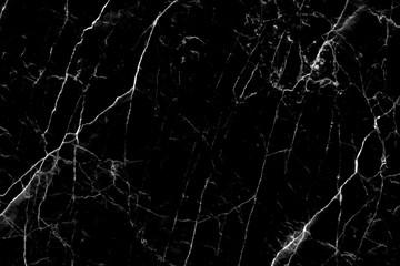 Black marble texture background, abstract texture for floor tile and pattern design