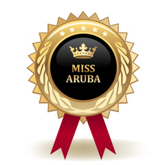 Miss Aruba Award