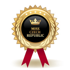 Miss Czech Republic Award