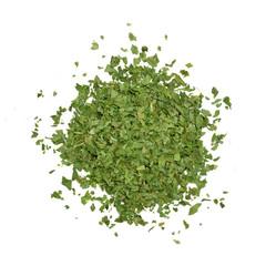 Dried parsley herb