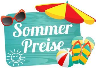 Sommerpreise