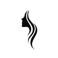 профиль девушки