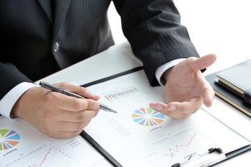 ビジネスイメージ―コンサルティング・ミーティング