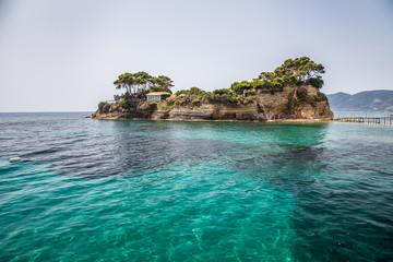 Agios Sostis and Cameo Island. Zakynthos ,Greece