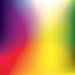 Abstract vector multicolor background, color gradient, vector art wallpaper