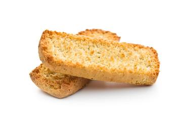 crispy Italian antipasto bruschetta