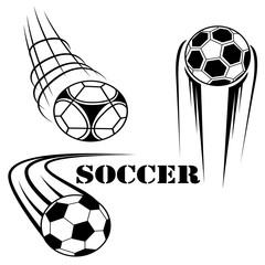 Соккер футбол, набор футбольный мяч