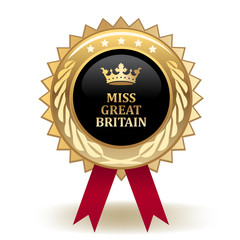 Miss Great Britain Award