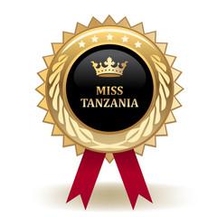 Miss Tanzania Award