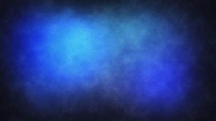 Abstract Color Background - Blue
