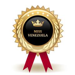 Miss Venezuela Award