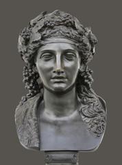 Bronze statue of Dionysus