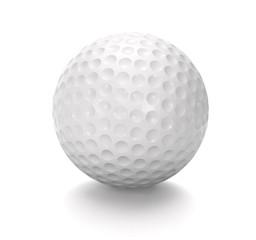 Golf ball (3d illustration).