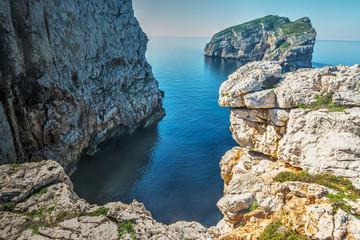 rocks in Capo Caccia
