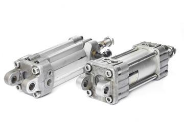 Hydraulic cylinder for industry