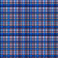 Plaid pattern pattern