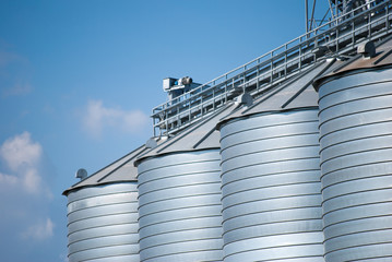 silo infrastructure details