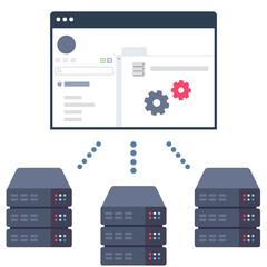 Server Management Control Panel