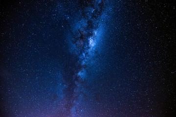 オーストラリアから見える天の川