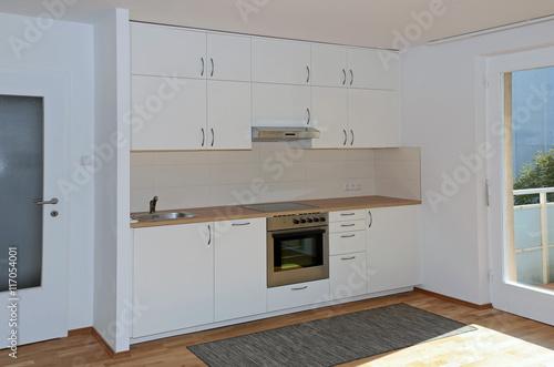 neue k che stockfotos und lizenzfreie bilder auf bild 117054001. Black Bedroom Furniture Sets. Home Design Ideas