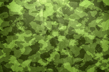 abstract painting army pattern background