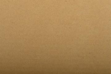 Yellow cardboard background paper texture macro Wall mural