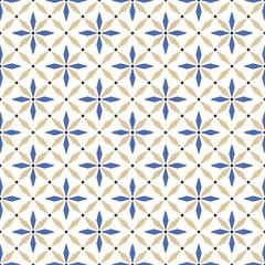 Traditional Arabic seamless pattern