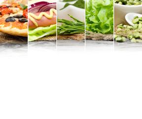 Healthy Unhealthy Food