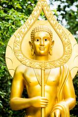 buddha statue in chiangmai Thailand