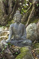 Wall Mural - Statue de Bouddha