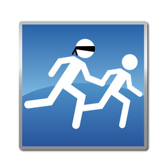 Handisport - Sprint - Non voyant