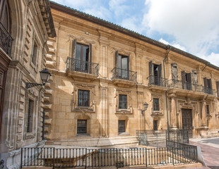 Palacio de San Feliz de Plazuela de Daoiz y Velarde de Oviedo Spanien Nordspanien Asturien (Asturias)
