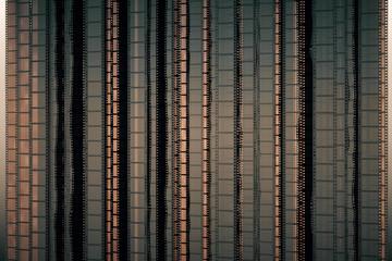 Film strip wallpaper