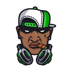 Urban HipHop character