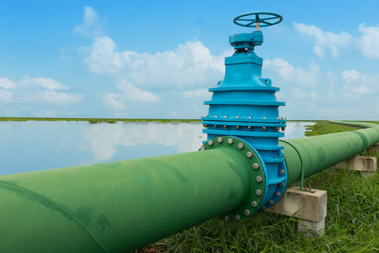 Control main valve, Water control main valve, Pipeline distribut