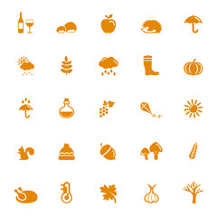 Herbst Icons